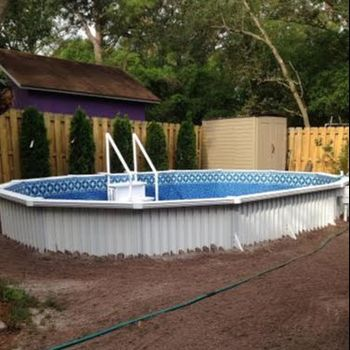 Local Daily Deals Never Pay Full Price - Aquasport Semi Inground Pools